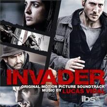 Invader (Colonna sonora) - CD Audio