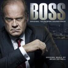 Boss (Colonna sonora) - CD Audio