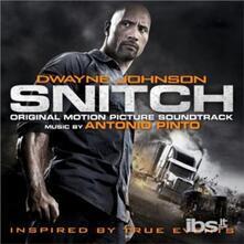 Snitch - CD Audio