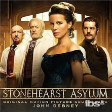 Stonehearst Asylum (Colonna Sonora) - CD Audio