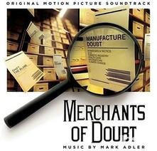 Merchants of Doubt (Colonna sonora) - CD Audio