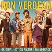 Don Verdean (Colonna sonora) - CD Audio
