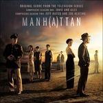 Cover CD Colonna sonora Manhattan