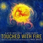 Cover CD Colonna sonora Touched With Fire