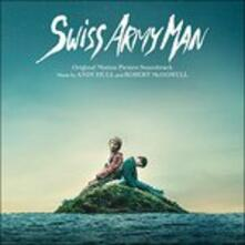 Swiss Army Man (Colonna sonora) - CD Audio