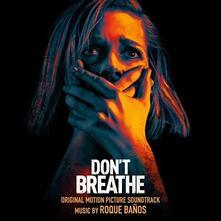 Don't Breathe - CD Audio di Roque Banos