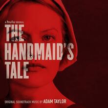 Handmaids Tale (Colonna sonora) - CD Audio di Adam Taylor