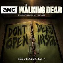 Walking Dead (Colonna sonora) - CD Audio di Bear McCreary