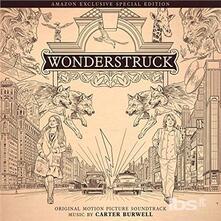 Wonderstruck (Colonna Sonora) - CD Audio di Carter Burwell