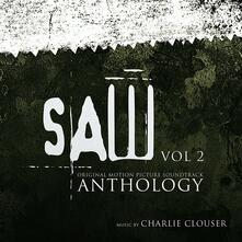 Saw Anthology vol.2 (Colonna Sonora) - CD Audio di Charlie Clouser