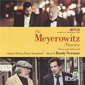 Meyerowitz Stories - Vinile LP di Randy Newman