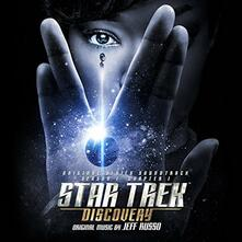 Star Trek Discovery. Stagione 1 capitolo 1 (Colonna sonora) - CD Audio di Jeff Russo