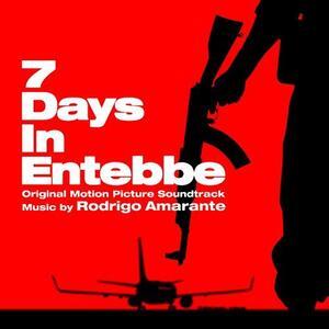 7 Days in Entebbe - CD Audio di Rodrigo Amarante