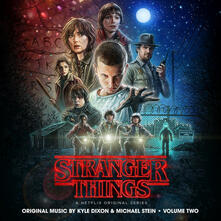 Stranger Things vol.2 (Coloured Vinyl) (Colonna sonora) - Vinile LP