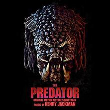 The Predator (Colonna Sonora) (Limited Green Coloured Vinyl) - Vinile LP di Henry Jackman