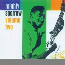 Volume Two - CD Audio di Mighty Sparrow