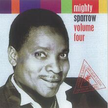Volume Four - CD Audio di Mighty Sparrow