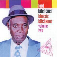 Klassic Kitchener vol.2 - CD Audio di Lord Kitchener
