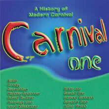 Carnival One - CD Audio