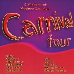 Carnival Four - CD Audio