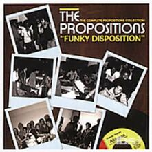 Funky Disposition - CD Audio di Propositions