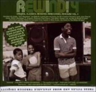 Rewind! 4 - CD Audio
