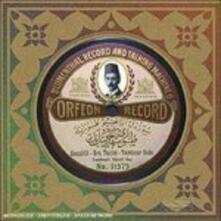Vol. 1 - CD Audio di Tanburi Cemil Bey