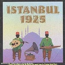 Istanbul 1925 - CD Audio
