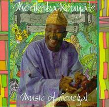 Music of Senegal - CD Audio di Morikeba Kouyaté