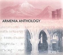 Armenia Anthology - CD Audio