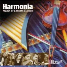 Harmonia Music of Eastern Europe - CD Audio