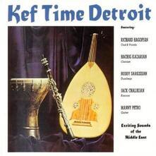 Detroit - CD Audio di Kef Time Band