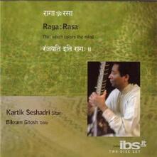 Raga Rasa - CD Audio di Kartik Seshadri
