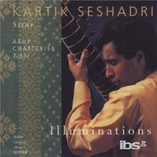 Illuminations - CD Audio di Kartik Seshadri