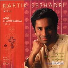 Guruvandhana - CD Audio di Kartik Seshadri