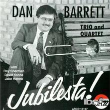 Jubilesta - CD Audio di Dan Barrett