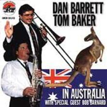 In Australia - CD Audio di Dan Barrett