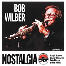 Nostalgia - CD Audio di Bob Wilber