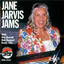 Jane Jarvis Jams - CD Audio di Jane Jarvis