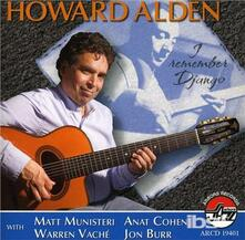 I Remember Django - CD Audio di Howard Alden