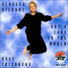 Not a Car in the World - CD Audio di Rebecca Kilgore