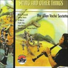 Swing and Other Things - CD Audio di Allan Vache