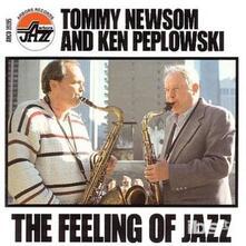 Feeling of Jazz - CD Audio di Ken Peplowski,Tommy Newsom