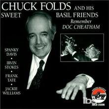 Remember Doc Cheatham - CD Audio di Chuck Folds