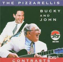 Contrasts - CD Audio di John Pizzarelli,Bucky Pizzarelli