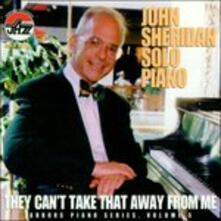They Can't Take That Away - CD Audio di John Sheridan