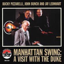 Manhattan Swing. A Visit - CD Audio di Bucky Pizzarelli