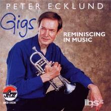 Gigs - CD Audio di Peter Ecklund