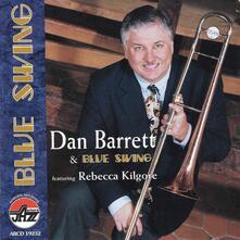 Blue Swing - CD Audio di Dan Barrett