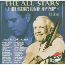 All Stars at Bob Hagg - CD Audio di Arbors All Stars
